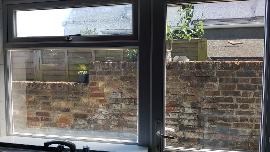 Solar window tint