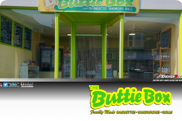 The Buttie Box Sandown Isle of Wight