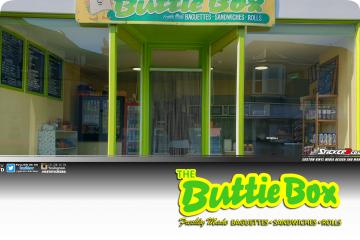 The Buttie Box Sandown Isle of Wight